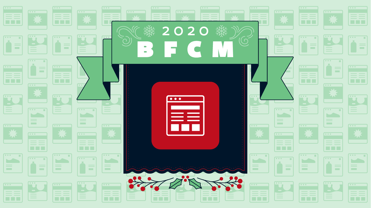 The 3 Landing Pages Shopify Users Need for BFCM
